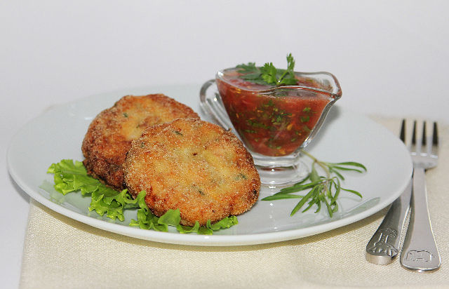chicken kotleti morkov